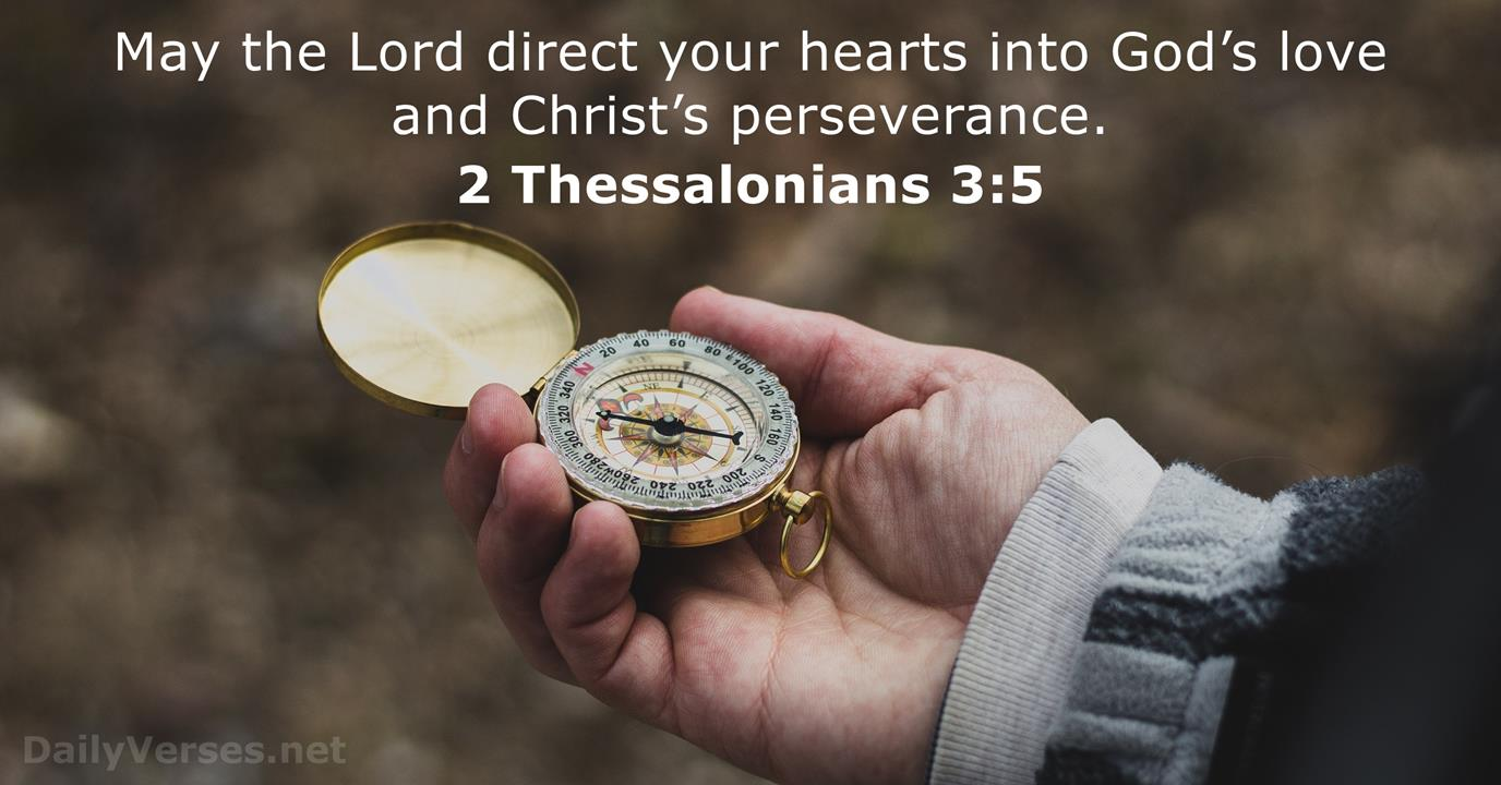 2 Thessalonians - DailyVerses.net