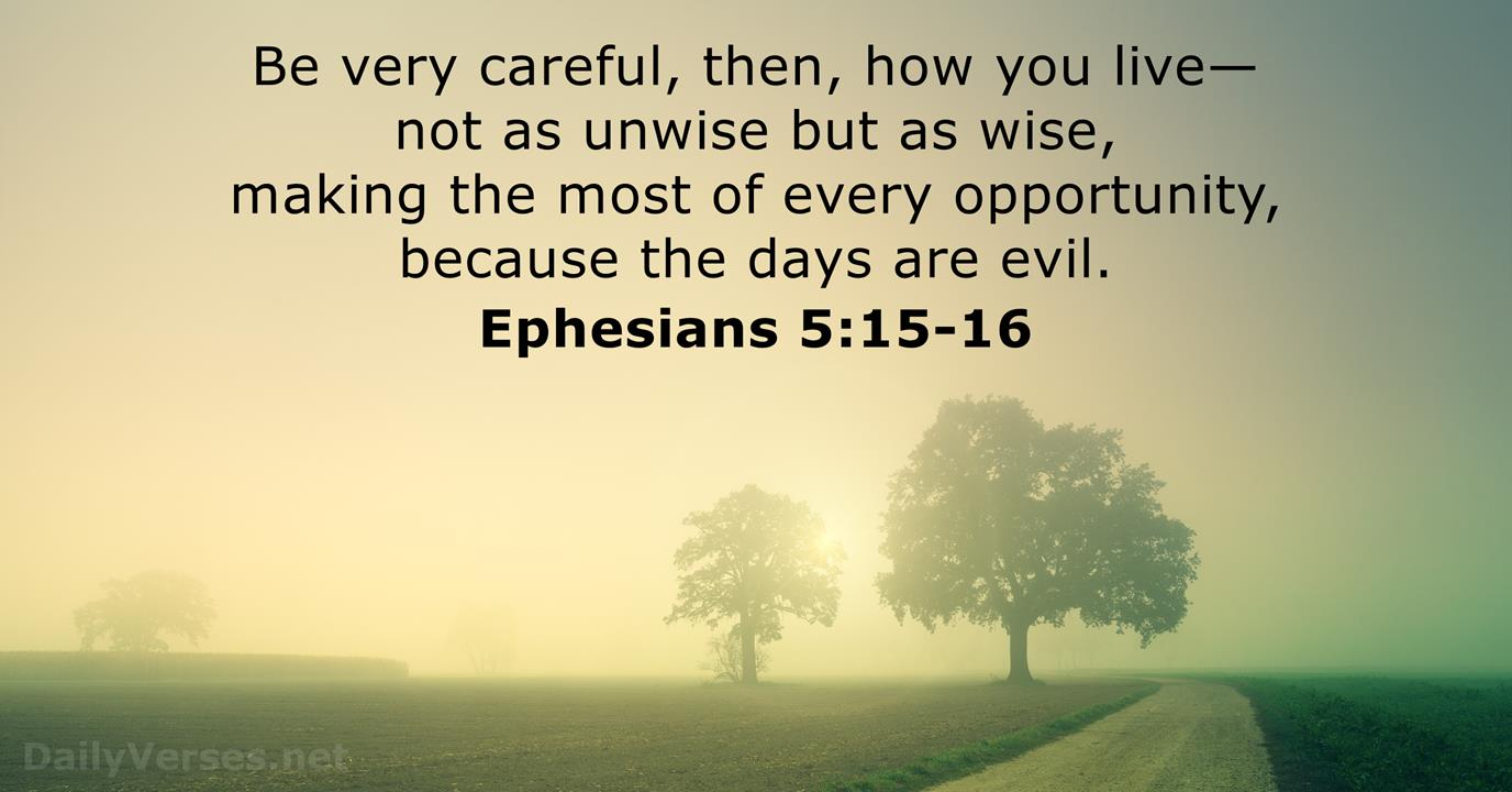 Picture Quote On Ephesianns 210 Niv: 15 Bible Verses About The Mind