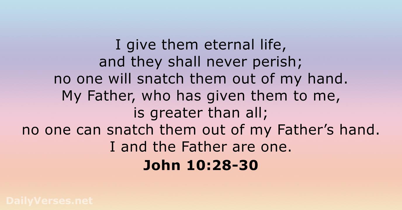 40 Bible Verses about Eternal Life - DailyVerses.net
