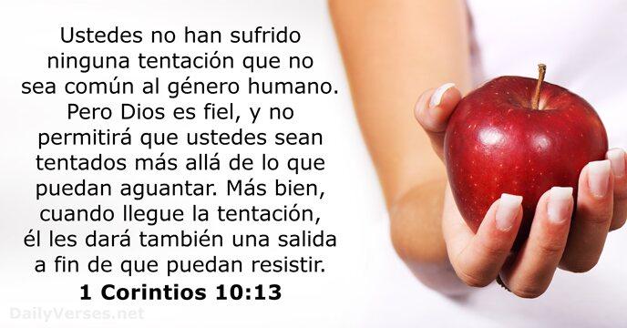 14 Versículos De La Biblia Sobre La Tentación Dailyversesnet