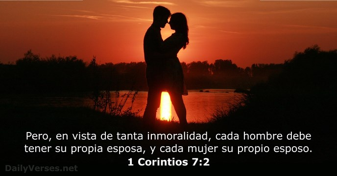 Matrimonio En La Biblia Reina Valera : Corintios versículo de la biblia del día