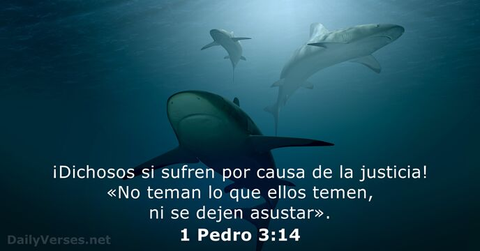1 Pedro 3:14