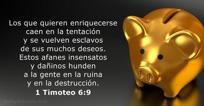 17 Versículos De La Biblia Sobre La Codicia Dailyversesnet
