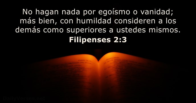 filipenses 2:3