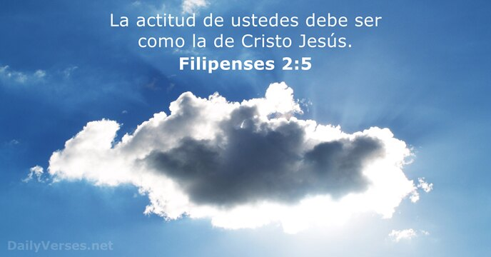 filipenses 2:5