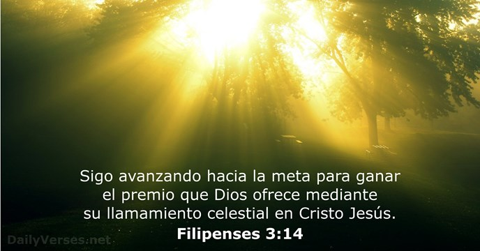 Filipenses 3:14