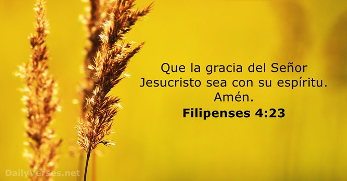 filipenses 4:23