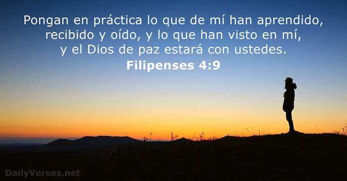 Filipenses 4:9