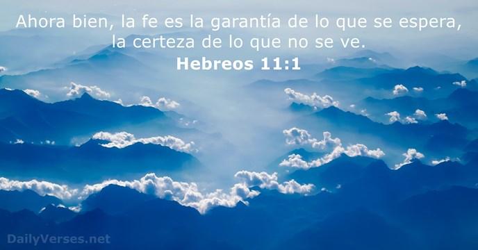 79 Versículos De La Biblia Sobre La Fe Nvi Rvr60