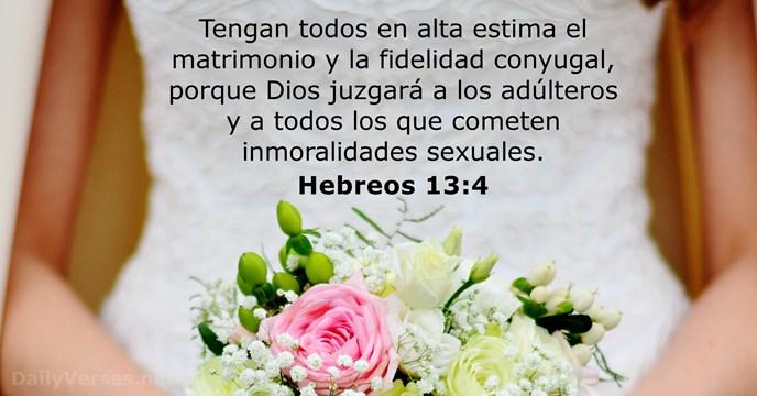 20 Versículos De La Biblia Sobre El Matrimonio Dailyverses Net