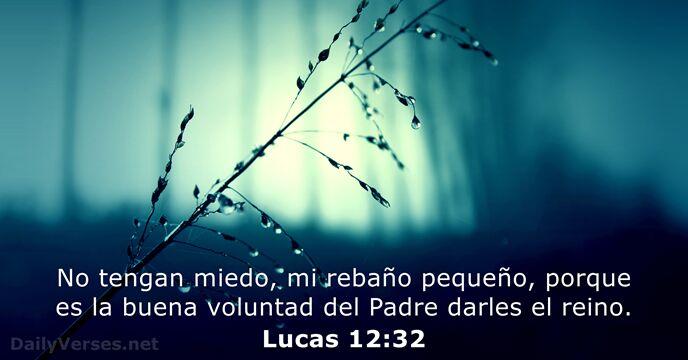 Lucas 12:32