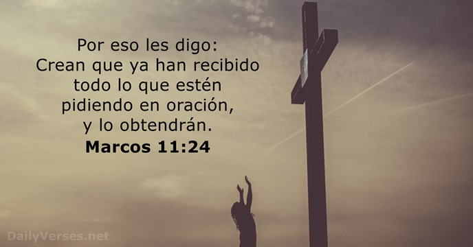 Marcos 11:24