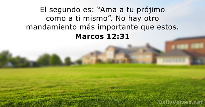marcos 12:31