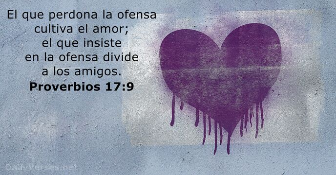 29 Versículos De La Biblia Sobre El Perdón Dailyversesnet