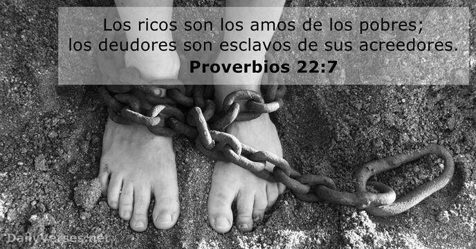 12 Versículos De La Biblia Sobre La Deuda Dailyversesnet