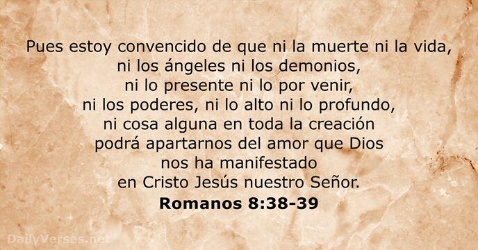 Versiculos De La Biblia Que Hablan Del Amor De Dios Para