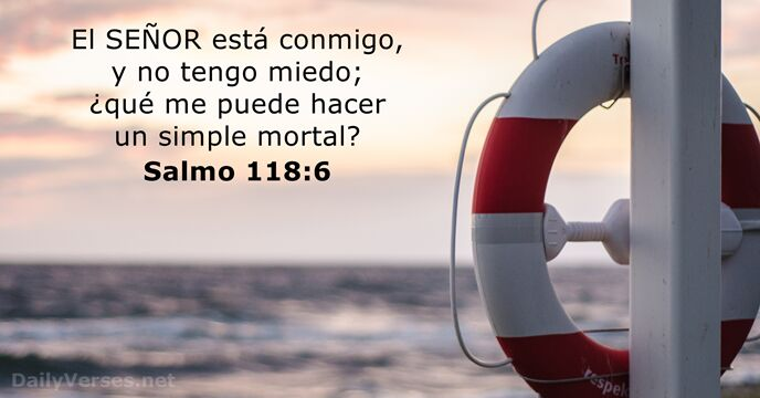 Salmos 118:6
