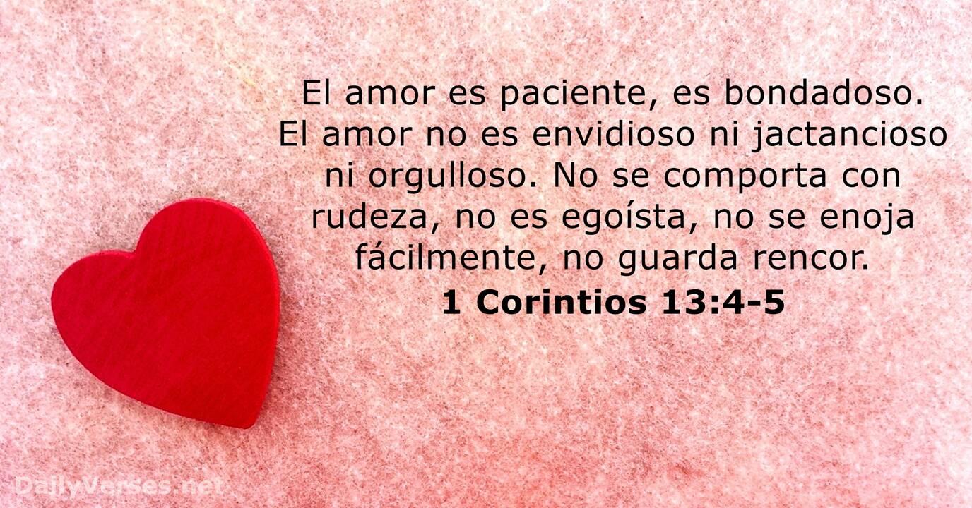 108 Versículos De La Biblia Sobre El Amor Dailyverses Net