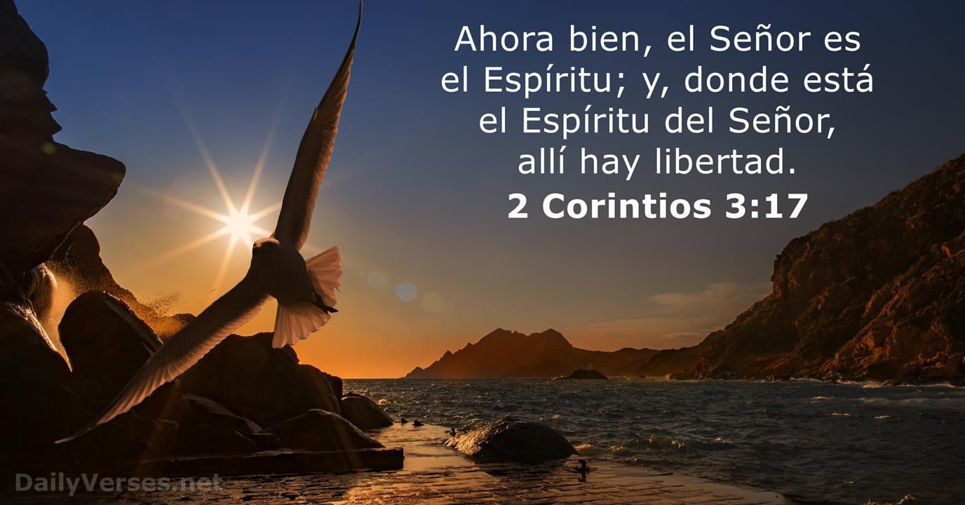 40 Versículos de la Biblia sobre el Espíritu Santo - RVR60