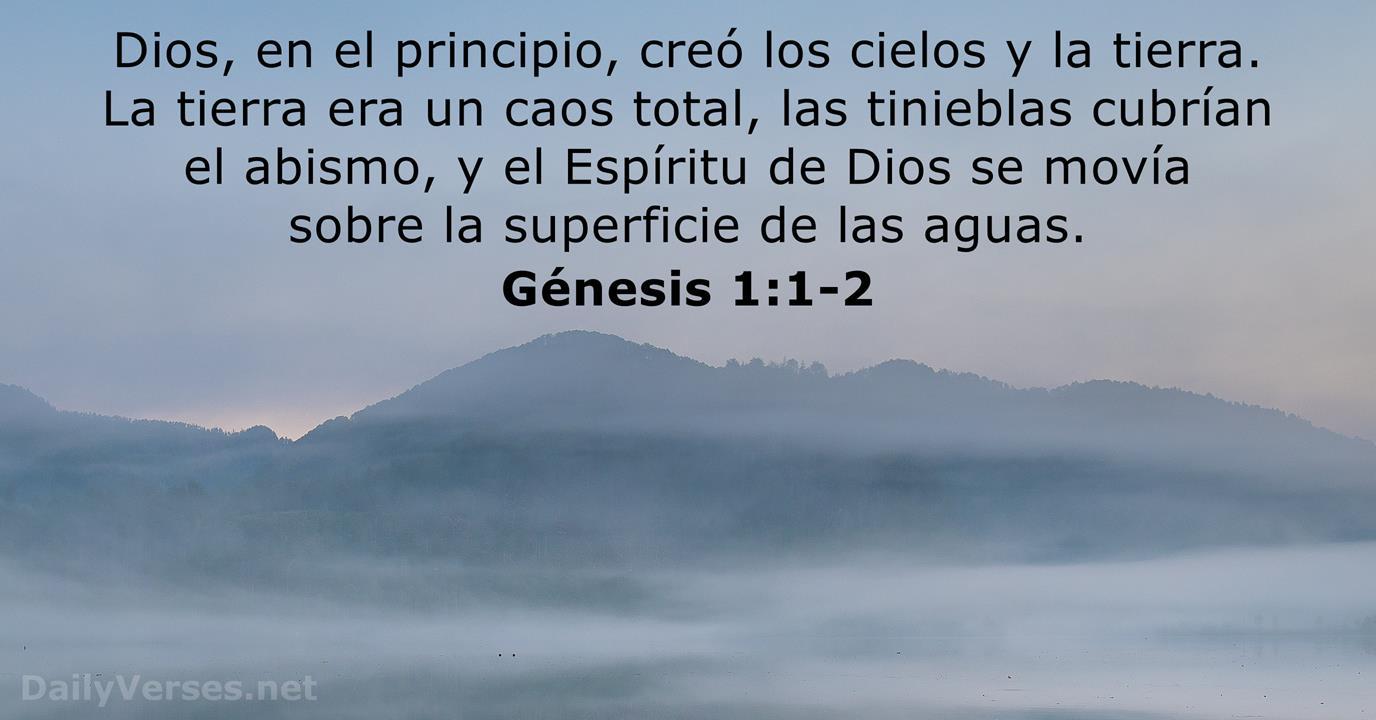 32 Versículos De La Biblia Sobre La Creación Dailyverses Net