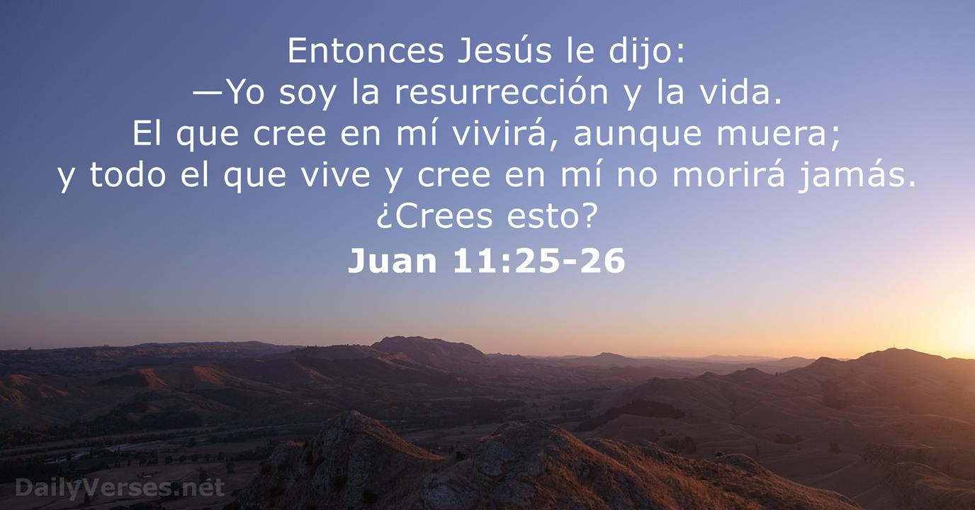 Versiculos De La Biblia De Fe: 18 Versículos De La Biblia Sobre La Resurrección