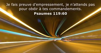 Psaumes 119:60
