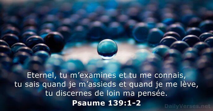 23 Versets Biblique sur les Pensées - DailyVerses.net