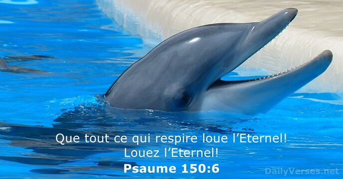 Psaumes 150:6