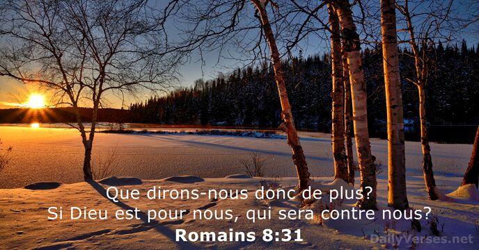 31 Versets Biblique sur l'Encouragement - DailyVerses.net