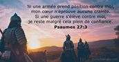 Psaume 27:3