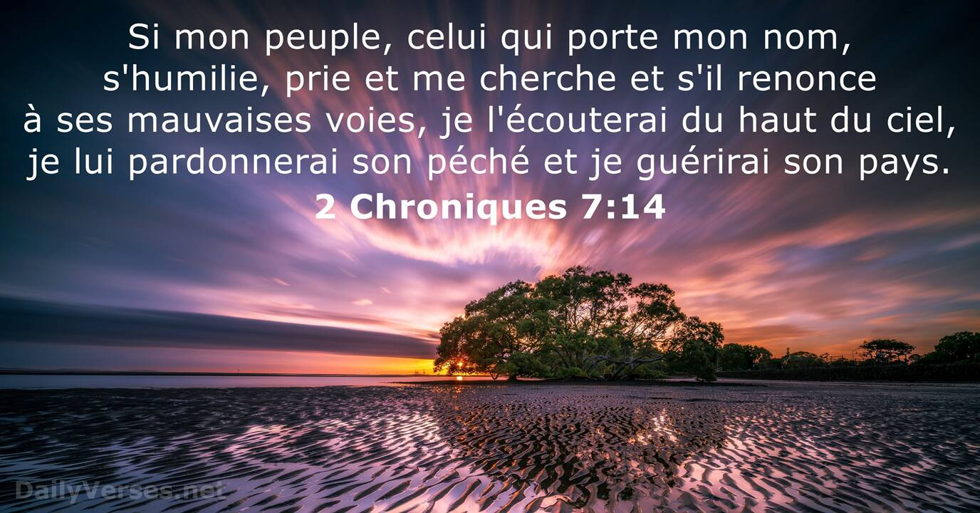 33 Versets Biblique sur la Conversion - DailyVerses.net