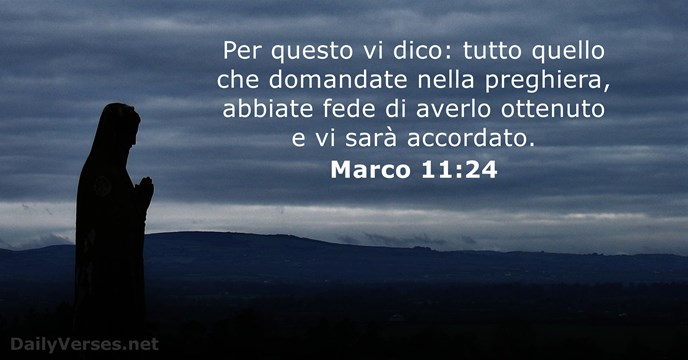 Marco 11:24