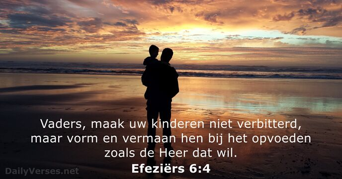 Dating Pastor zoon