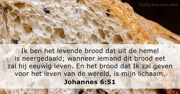 Johannes 6:51