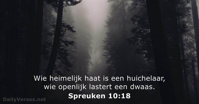 Ongekend 22 Bijbelteksten over Liegen - DailyVerses.net PB-99