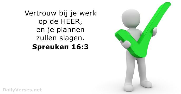 17 Bijbelteksten Over Planning Dailyversesnet
