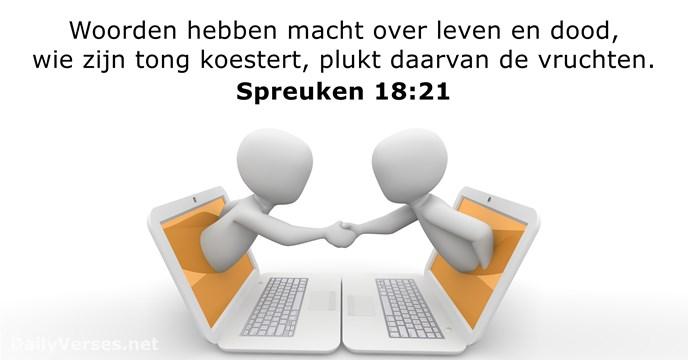 68 Bijbelteksten Over Spreken Dailyversesnet