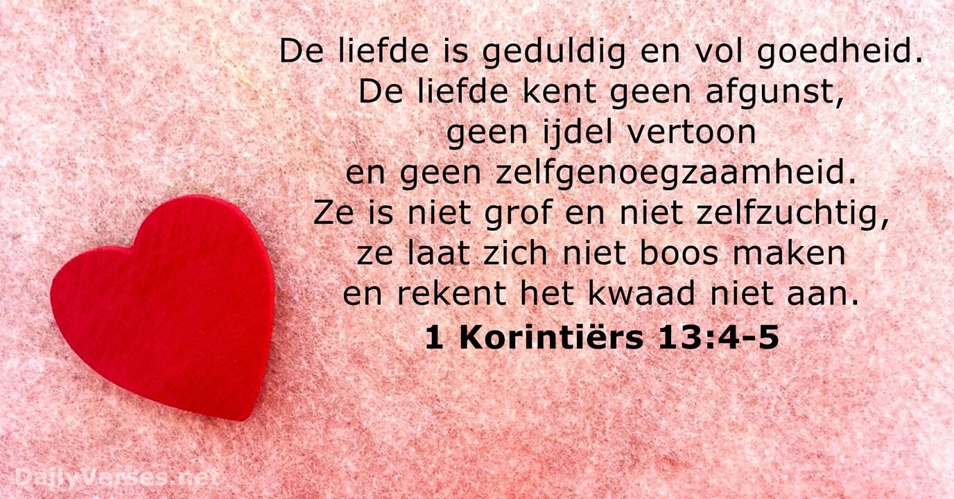 108 Bijbelteksten Over Liefde