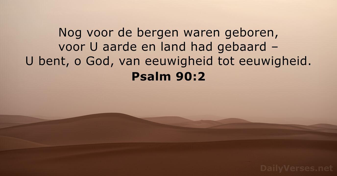 Psalm 90 Deutsch