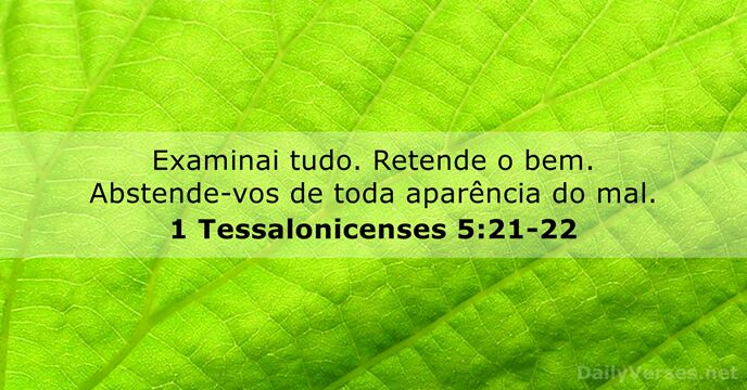 1-tessalonicenses 5:21-22