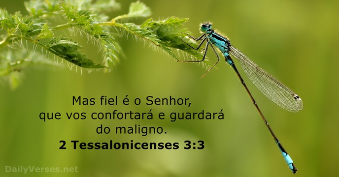 2 Tessalonicenses 3:3