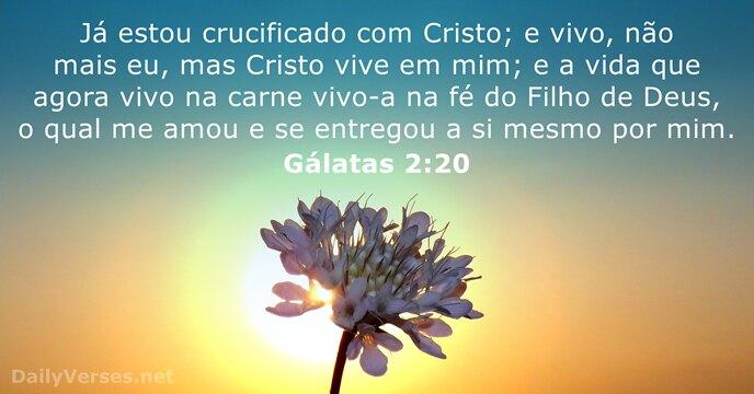 Resultado de imagem para galátas 2:20