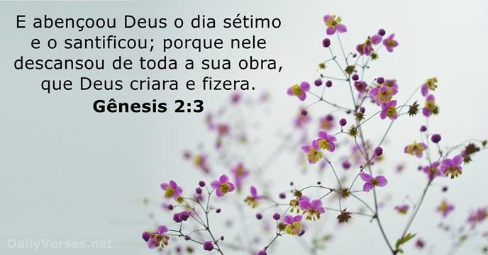 15 Versículos Da Bíblia Sobre O Sábado Dailyversesnet