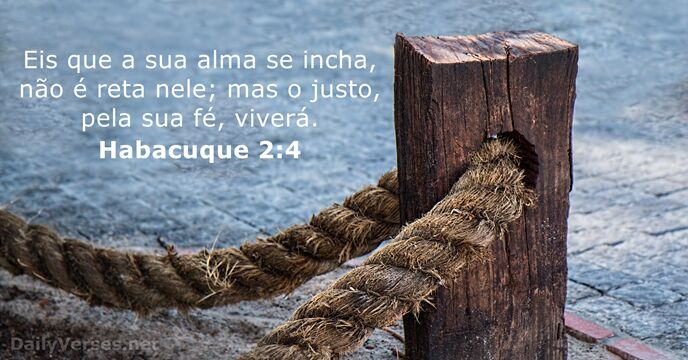 Habacuque 2:4