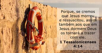 1 Tessalonicenses 4:14