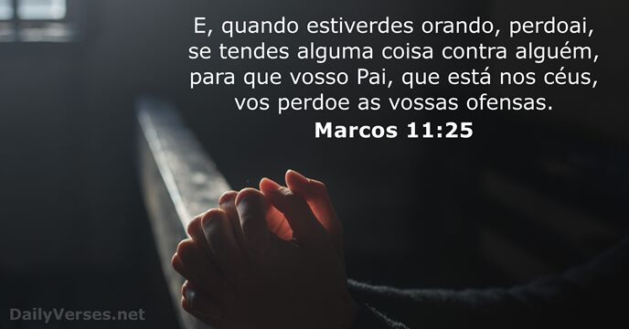 Marcos 11:25