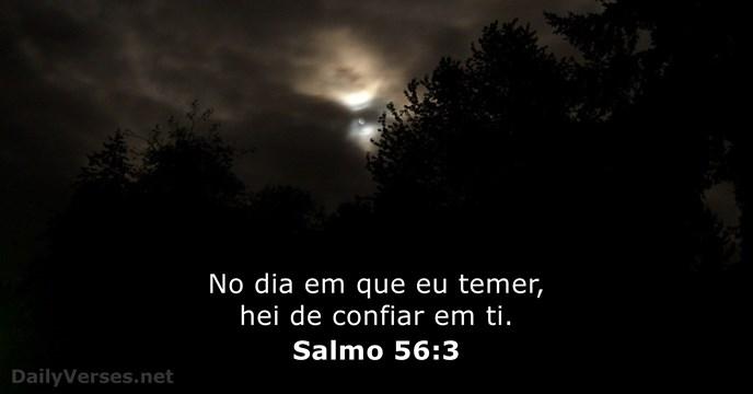 Versículo Da Bíblia Do Dia