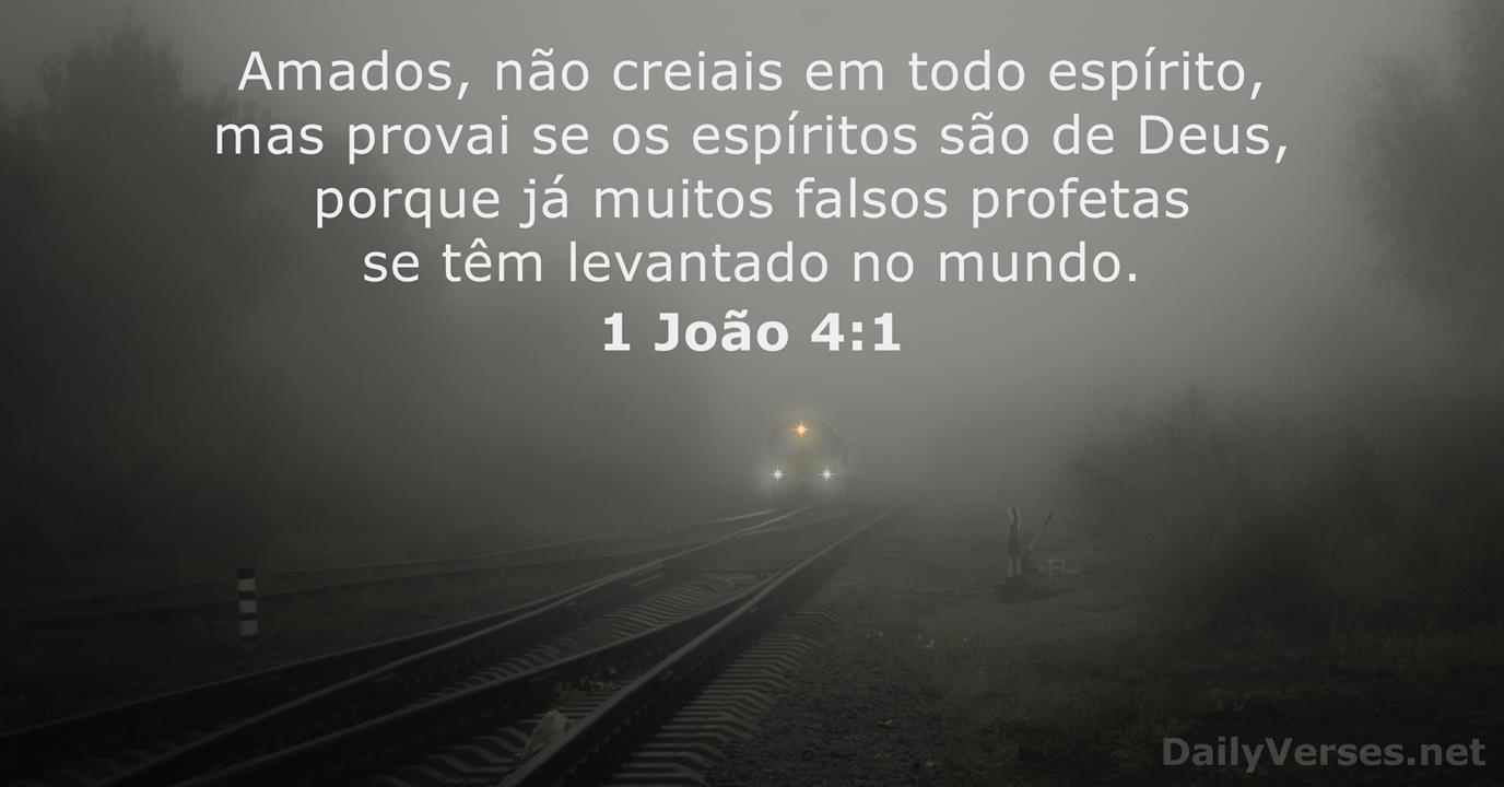 1 João 4 - ARC & KJV - DailyVerses.net