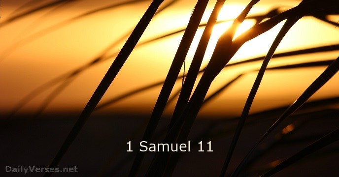 Image result for 1 samuel 11